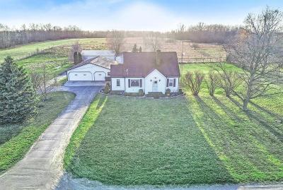 Tecumseh MI Single Family Home For Sale: $280,000
