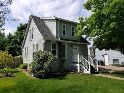 Ann Arbor Single Family Home For Sale: 911 Willow St
