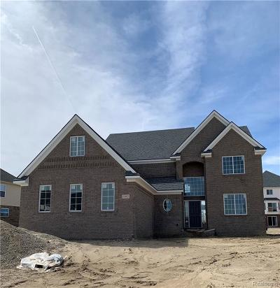 South Lyon Single Family Home For Sale: 23925 Enclave Dr
