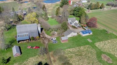 Chelsea Single Family Home Contingent - Financing: 851 S Steinbach Rd