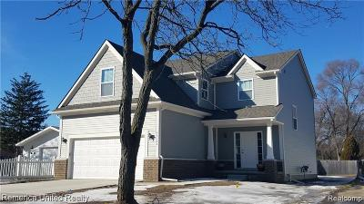 Plymouth Single Family Home For Sale: 8857 Northern