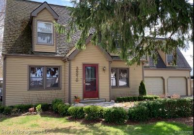 Single Family Home For Sale: 3245 Rycroft St