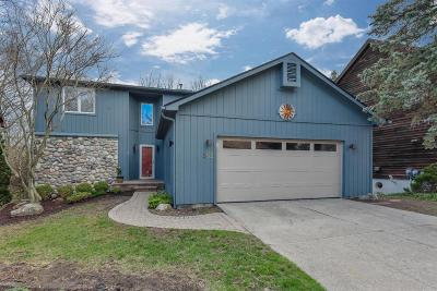 Washtenaw County Single Family Home For Sale: 552 Glendale Cir