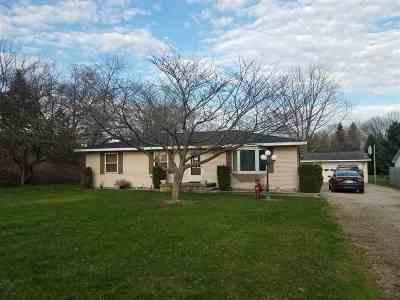 Tipton Single Family Home For Sale: 250 Center