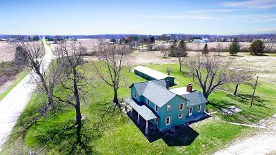 Clinton MI Residential Lots & Land For Sale: $249,000