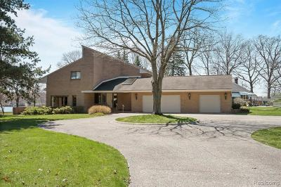 Single Family Home For Sale: 43303 S Interstate 94 Service Dr