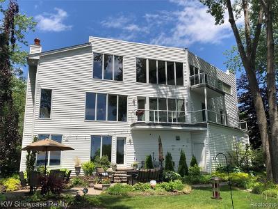 Single Family Home For Sale: 4555 Prospect St