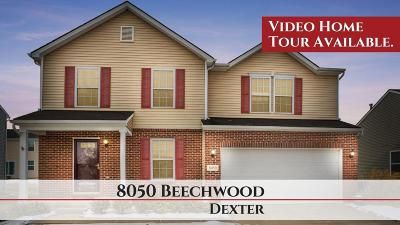 Dexter Single Family Home Contingent - Financing: 8050 Beechwood Blvd
