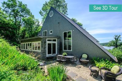 Ann Arbor Single Family Home For Sale: 490 Barton Shore Dr