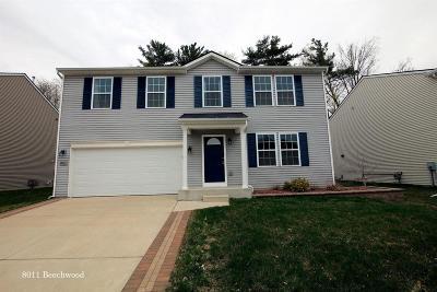 Dexter Single Family Home Contingent - Financing: 8011 Beechwood Blvd