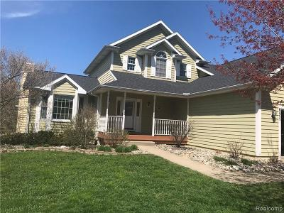Williamston Single Family Home For Sale: 621 N Cedar Run Crt