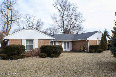 Coldwater Single Family Home Contingent - Financing: 36 N Circle Dr
