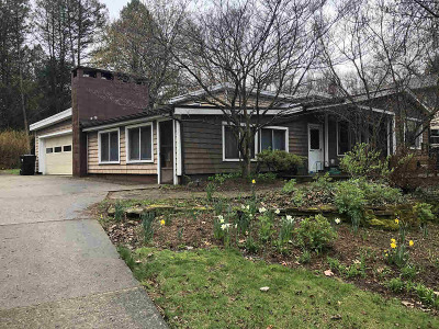 Hillsdale Single Family Home Contingent - Financing: 2393 Ash-Te-Wette Dr