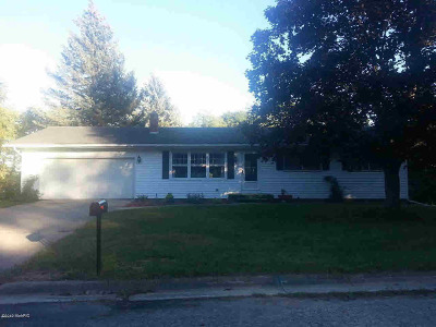 Hillsdale Single Family Home Contingent - Financing: 105 Fairview Ave