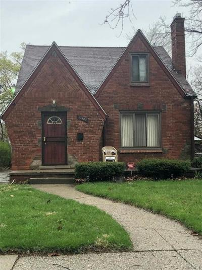 Single Family Home For Sale: 17699 Avon Ave