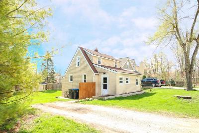 Ann Arbor Single Family Home For Sale: 135 Luella Ave