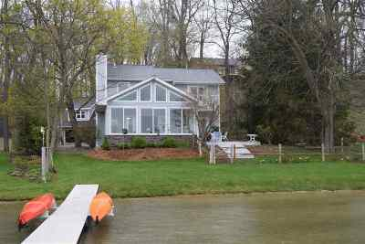 Onsted Single Family Home Contingent - Financing: 1122 Sand Lake