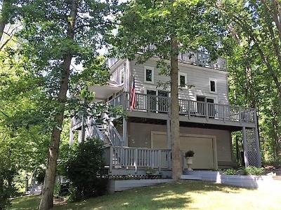 Chelsea Single Family Home For Sale: 5243 Westbury Dr