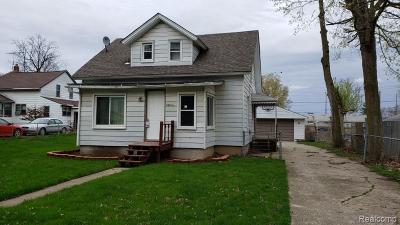 Single Family Home For Sale: 59076 2nd St