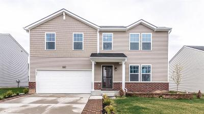 Dexter Single Family Home Contingent - Financing: 8367 Crab Apple Trl