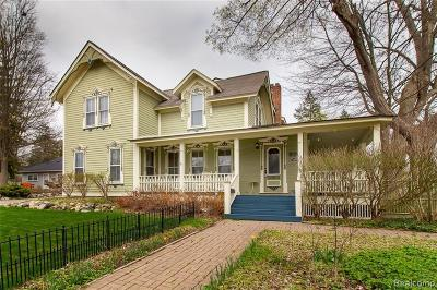 Milford Single Family Home For Sale: 624 N Main St
