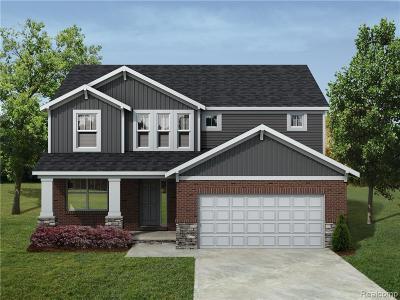 Canton Single Family Home For Sale: 50508 Bailey's Lndg
