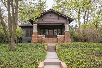 Washtenaw County Single Family Home Contingent - Financing: 1135 Martin Pl