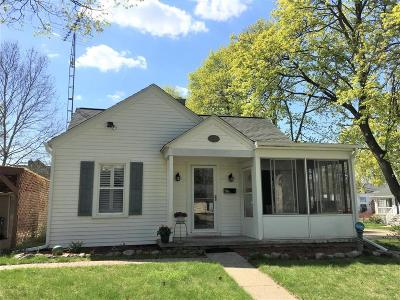 Chelsea Single Family Home Contingent - Financing: 600 Taylor