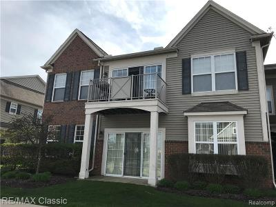 Wixom Condo/Townhouse For Sale: 315 Wright St