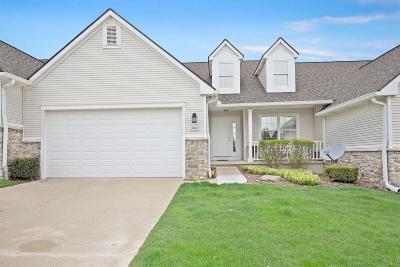Dexter Condo/Townhouse For Sale: 3413 Huron View Ct