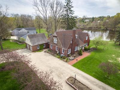 Washtenaw County Single Family Home For Sale: 495 Furnace St