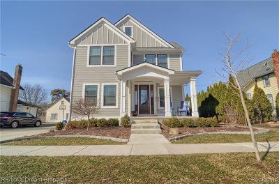 Northville Single Family Home For Sale: 410 Yerkes St
