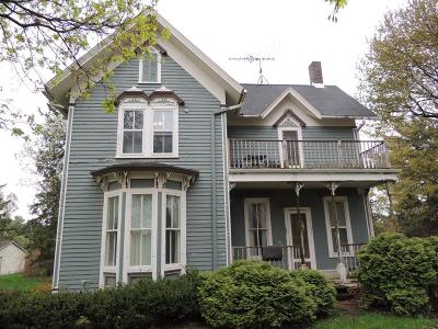 Milford Single Family Home For Sale: 13036 Spencer Rd