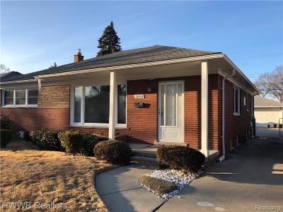 Oak Park Single Family Home For Sale: 13410 Dartmouth St