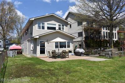 Novi Single Family Home For Sale: 1327 W Lake Dr