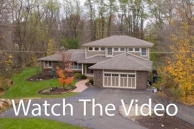Washtenaw County Single Family Home Contingent - Financing: 13850 N Territorial Rd