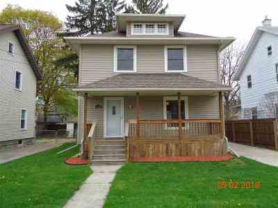 Jackson Single Family Home Contingent - Financing: 602 S West Ave