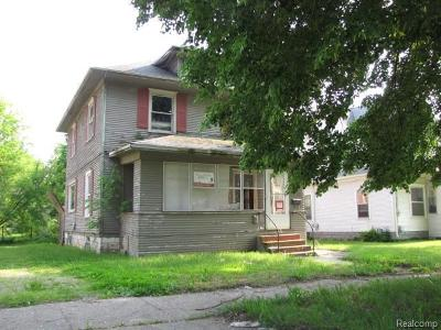 Jackson Single Family Home For Sale: 139 Wall St