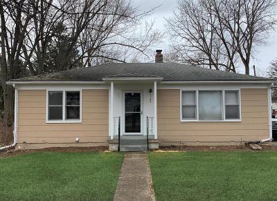 Dexter Single Family Home Contingent - Financing: 3145 Kensington St