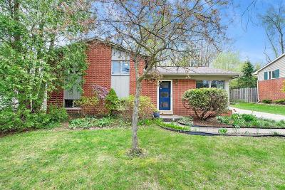 Dexter Single Family Home Contingent - Financing: 3564 Inverness St