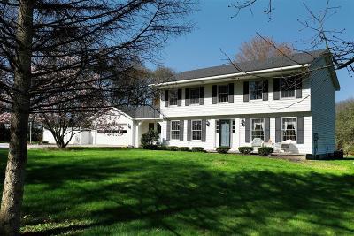 Milan Single Family Home For Sale: 10230 Warner Rd