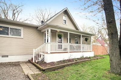 Ann Arbor Single Family Home Contingent - Financing: 3266 La Salle