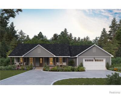 Webberville Single Family Home For Sale: Allen Rd