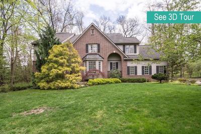 Ann Arbor Single Family Home For Sale: 941 Aberdeen Dr