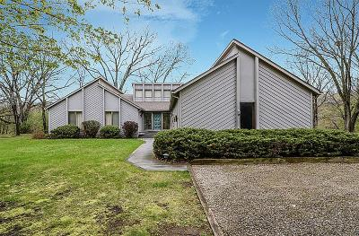 Ann Arbor Single Family Home For Sale: 3248 W Huron River Dr