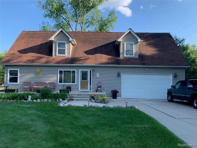 Livonia Single Family Home For Sale: 30811 Greenland St