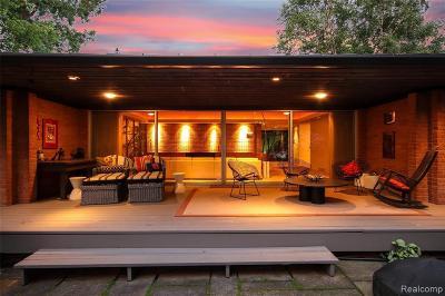 Ann Arbor Single Family Home For Sale: 1116 Chestnut St