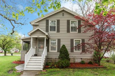 Chelsea Single Family Home For Sale: 609 W Middle St