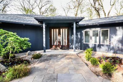 Ann Arbor Single Family Home For Sale: 642 Hampstead Ln