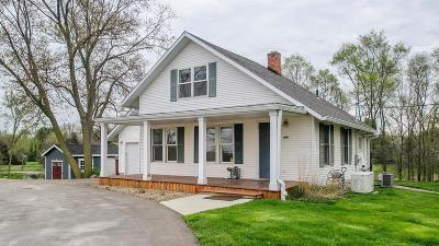 Ann Arbor Single Family Home For Sale: 4630 Stein